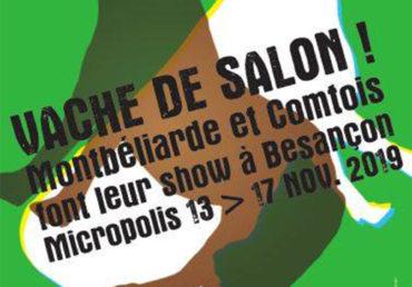 On fête les 130 ans de la Montbéliarde à Besançon